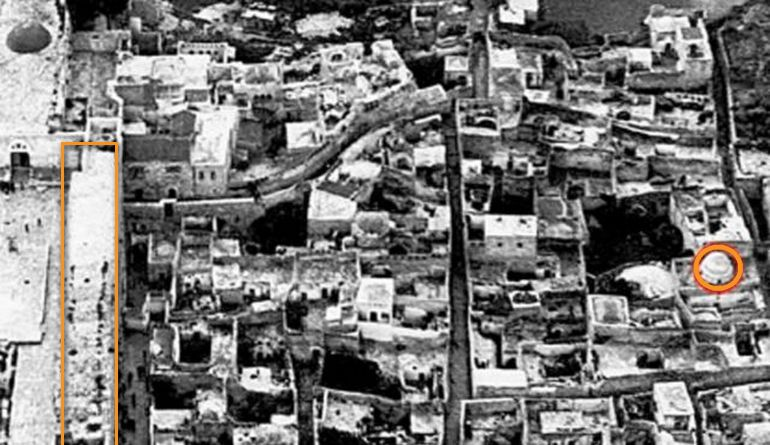 The Maghribi Quarter in 1931