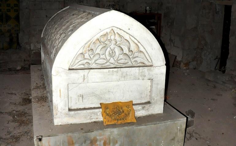 Tomb of Nuruddin Zangi