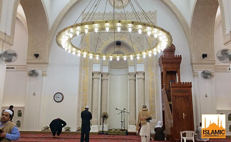 Masjid Qiblatain qiblah