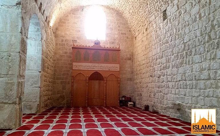 Mehrab in Musallah Marwani
