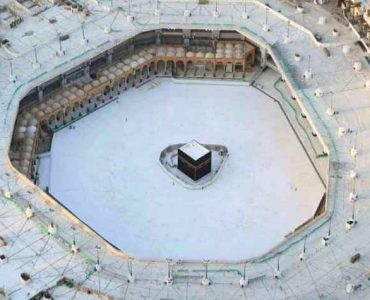 The Mataf of Masjid al-Haram