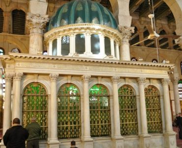 Shrine of Yahya as
