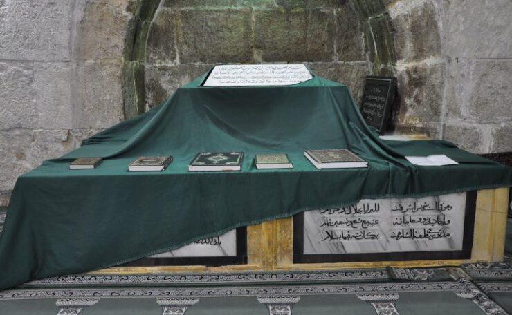 Tomb of Abu Darda ra