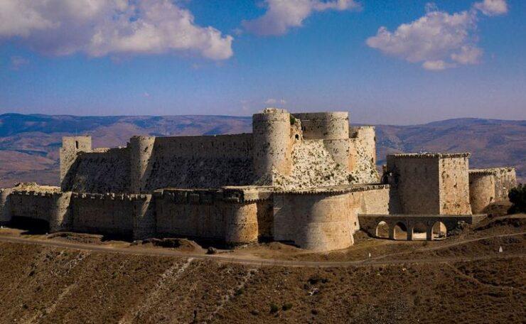 Krak des Chevalier castle
