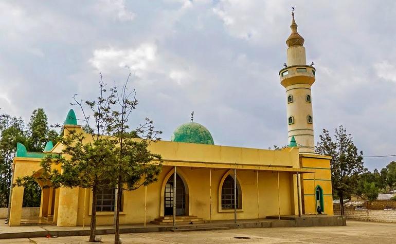 The Negashi Mosque – Photo: hedgait.blogspot.co.uk