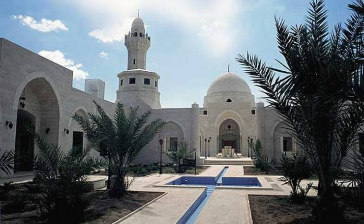 The Mosque of Abu Ubaidah (رضي الله عنه)
