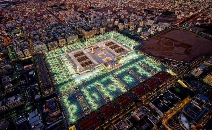 The city of Madinah