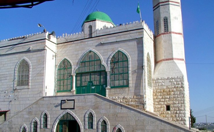 Mosque of Prophet Yunus (peace be upon him)