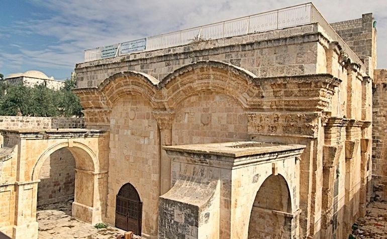 Residence Of Imam Al Ghazali Islamic Landmarks