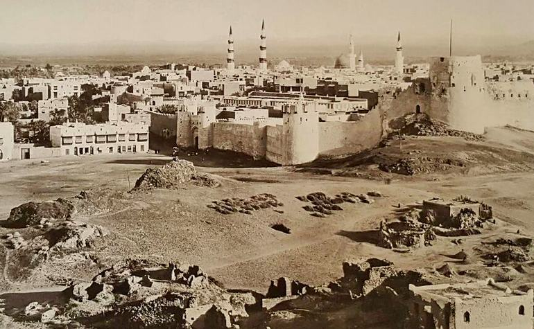 Historical City of Madinah