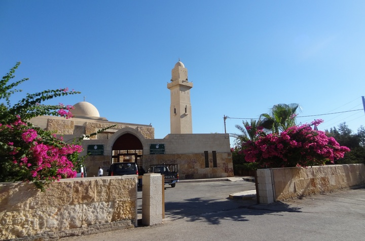 Mosque of Muadh-bin-Jabal (may Allah be pleased with him) – Photo: F.Pandor