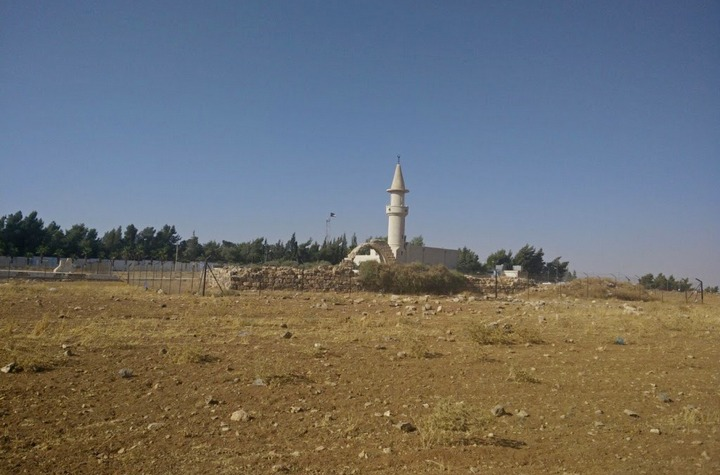 The area where the Battle of Mu'ta took place