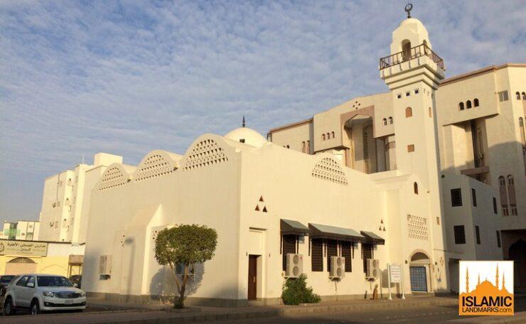 Exterior of Masjid Mustarah