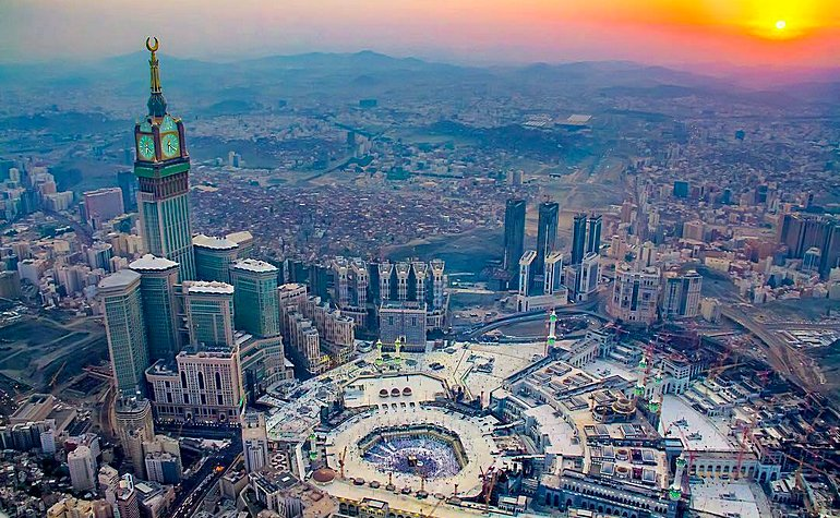 The City Of Makkah Islamiclandmarks Com