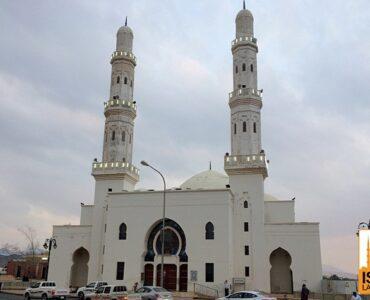 Exterior view of Masjid Areesh