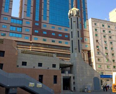 Front view of Masjid Jinn