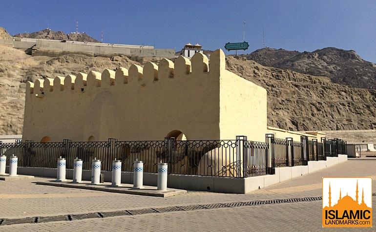 Masjid Aisha   Islamic Landmarks
