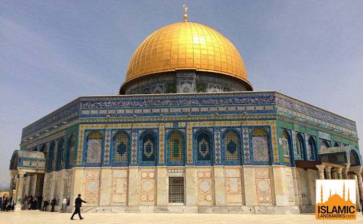 Exterior of the Dome of the Rock