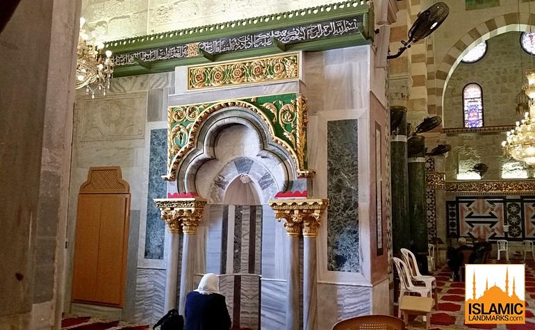 Mihrab E Zakariyyah Islamic Landmarks