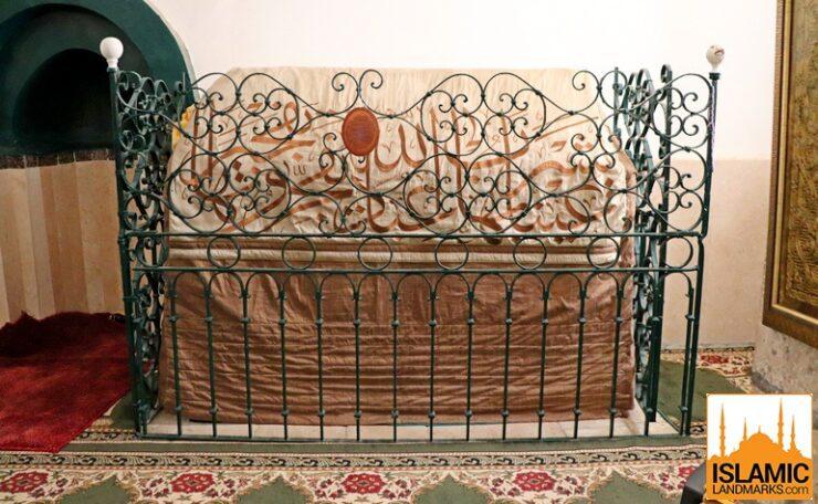 Maqam of Salman Farsi (رضي الله عنه)