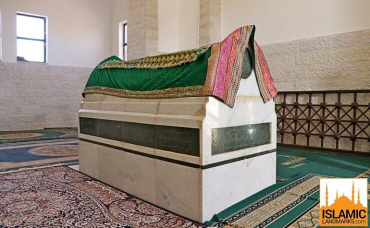 Tomb of Abdullah bin Rawahah (رضي الله عنه)