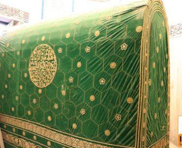 Tomb of Ebrahim (عليه السلام)