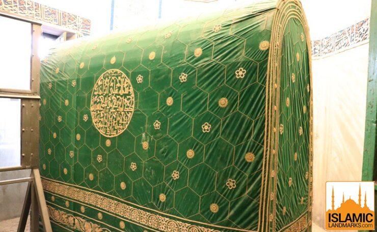Maqam of Ebrahim (عليه السلام)