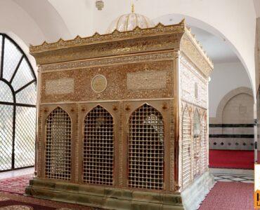 Tomb of Jafar (رضي الله عنه)