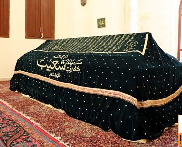 Tomb of Shoayb (peace be upon him)
