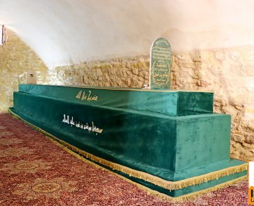 Tomb of Yusha (عليه السلام)