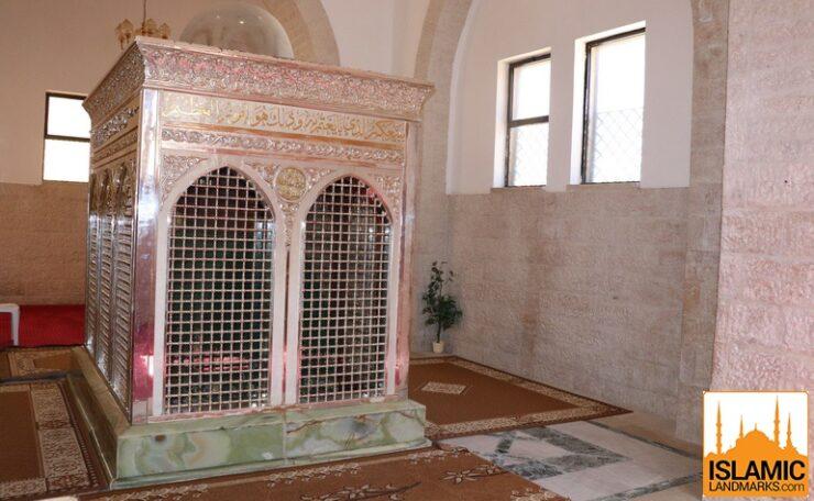 Tomb of Zaid bin Haritha (رضي الله عنه)