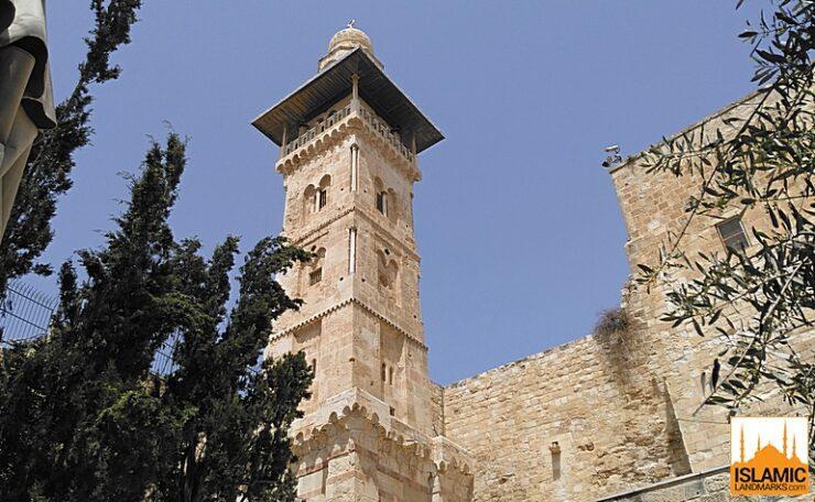 Bani Ghanim Gate Minaret