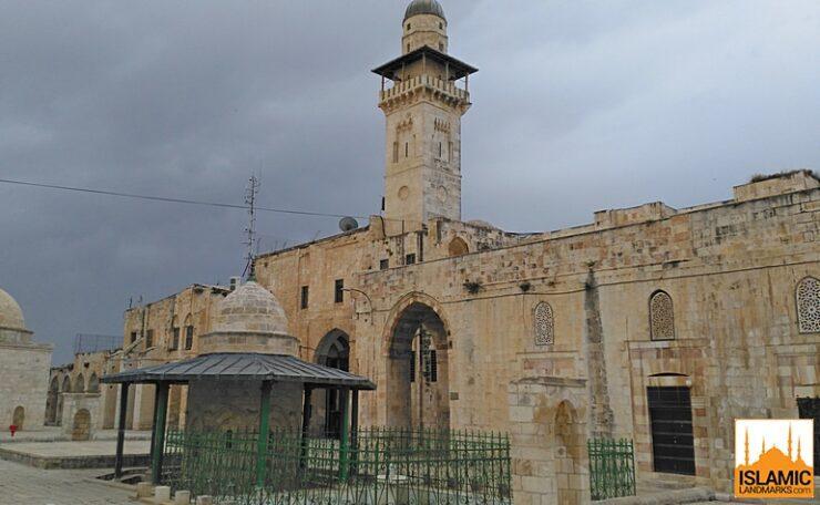 Gate of the Chain Minaret