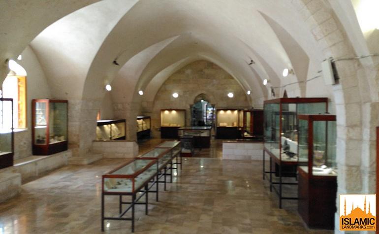 Interior of the Islamic Museum