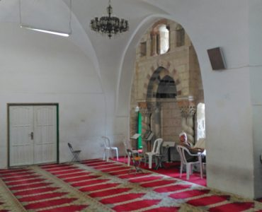 Masjid Umar in Masjid al-Qibly