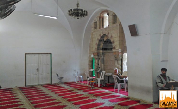 Masjid Umar in Masjid al-Qibly