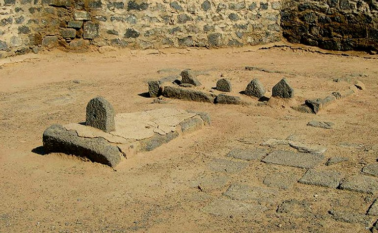 Graves of close family members of the Prophet (s.a.w.)