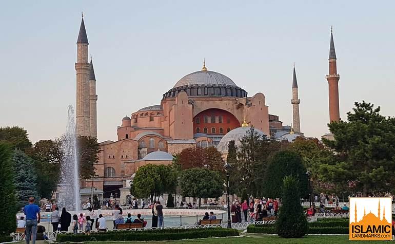 Hagia Sophia | Islamic Landmarks