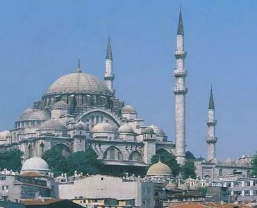 The Suleymaniye Mosque complex