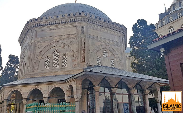 Tomb of Sulayman the Magnificent