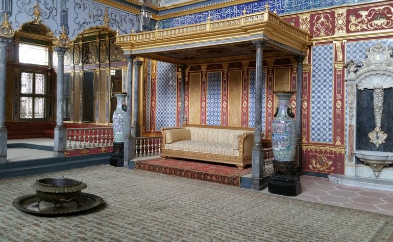 Interior of the Harem
