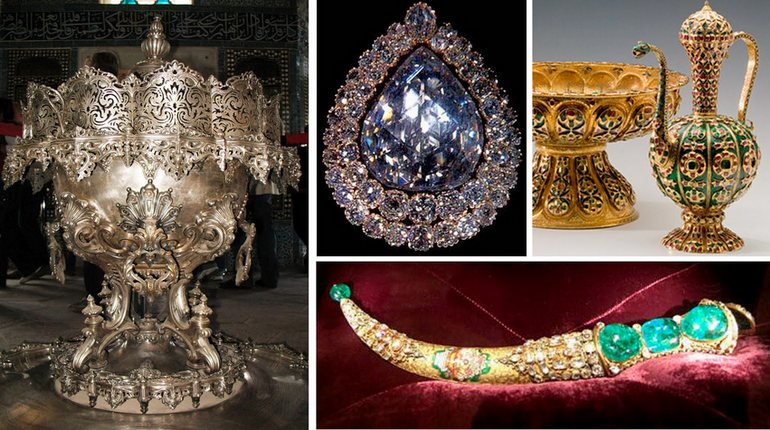 Treasures from the Topkapi Treasury