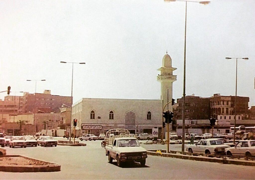 Historic photo of Masjid Sabaq