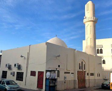 Exterior view of Masjid Bani Haram