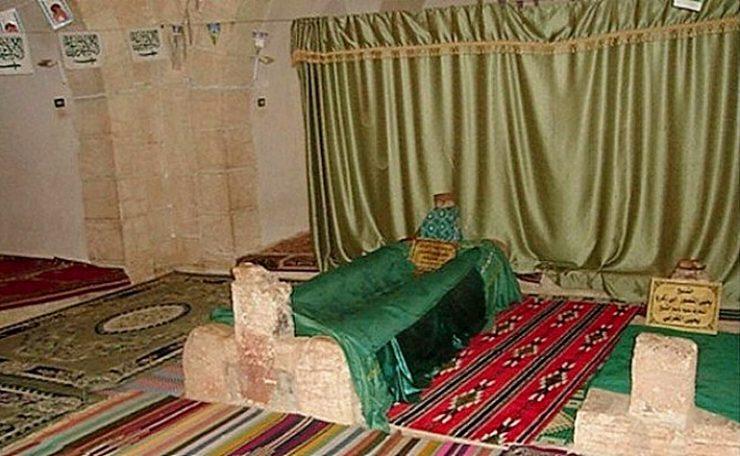 Grave of Umar bin Abdul Aziz