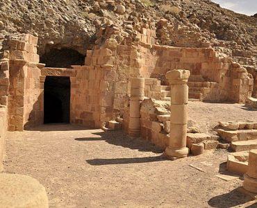 Cave of Prophet Lut (عليه السلام)