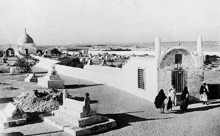 Historic tomb of Hawa (عليها السلام)