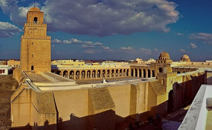 The Mosque of Kairouan