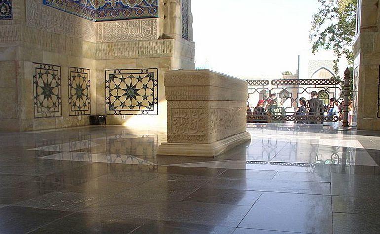 The tomb of Imam Bukhari