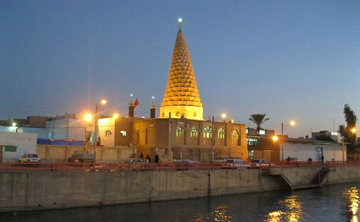 Tomb of Prophet Danyal (عليه السلام)